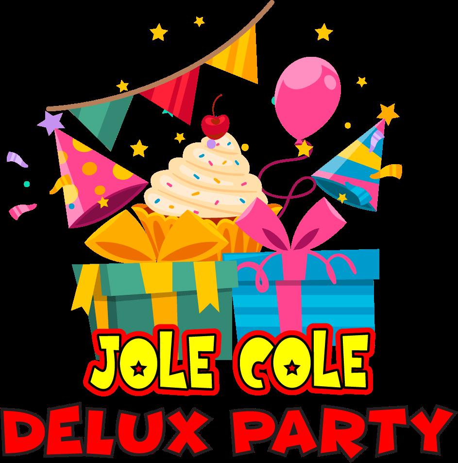 Delux party Jole Cole